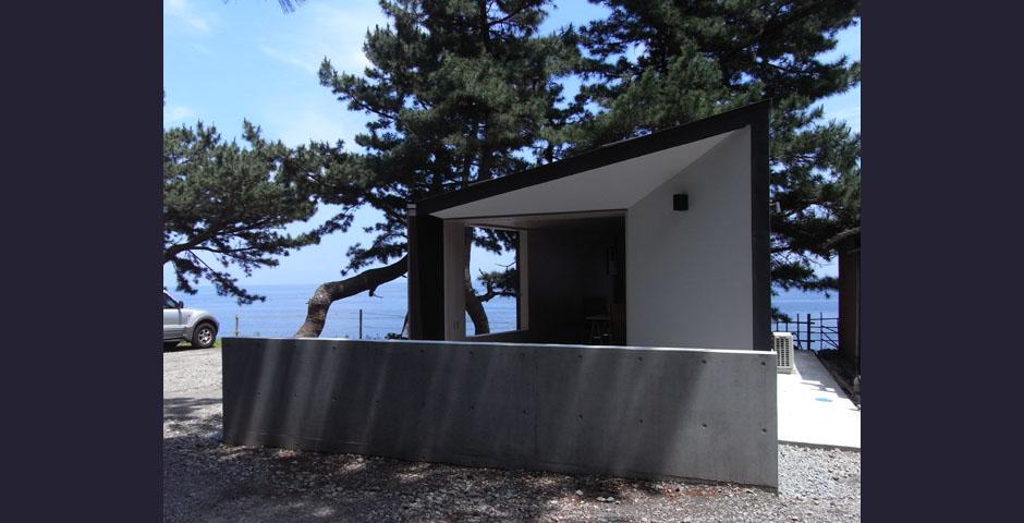 熱海の番小屋